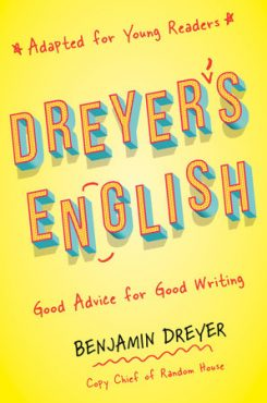 Book Cover: Dreyer's English (Adapted for Young Readers)